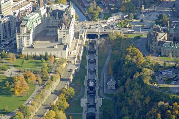 Rideau Canal Lock 6