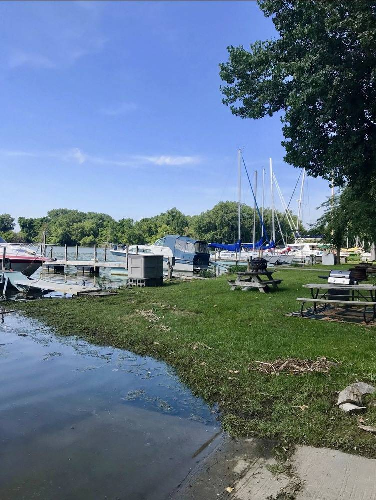 River Raisin Marina and Campground slip, dock, mooring