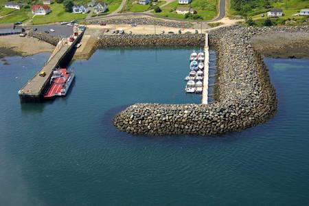 Tiverton Ferry