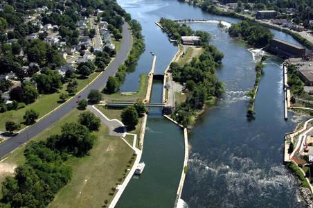 Oswego Canal Lock 6