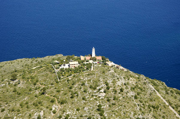 Cape Gros Light