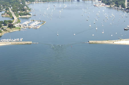 Sakonnet River Channel Inlet