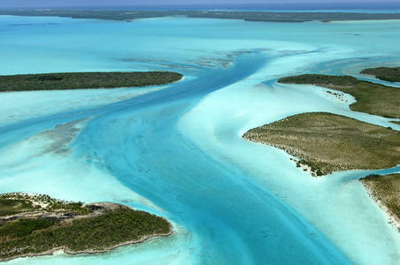 Green Turtle Cay Anchorage