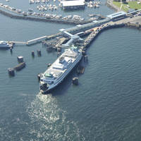 Edmonds-Kingston Ferry, Kingston