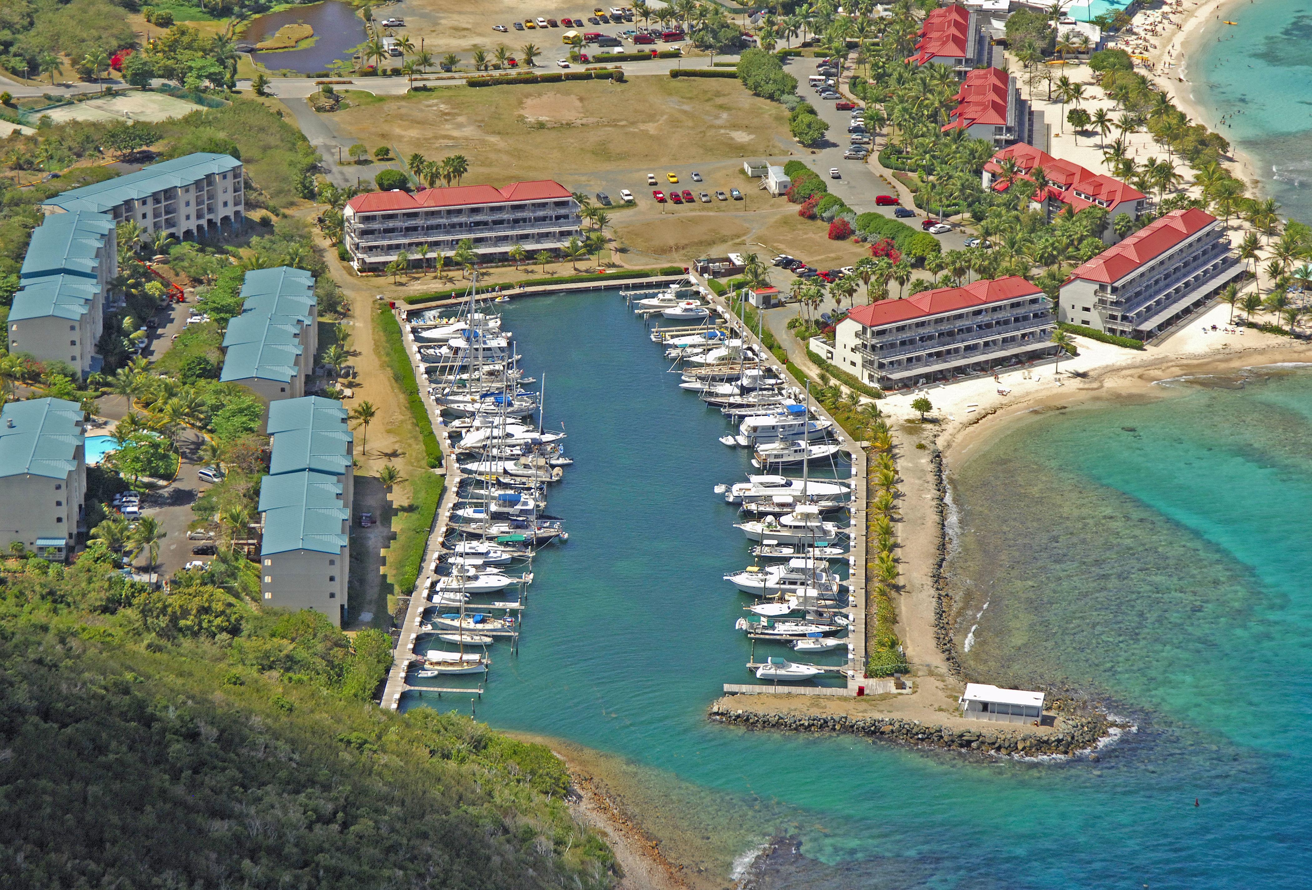 Sapphire Beach Resort and Marina in St Thomas VI United States