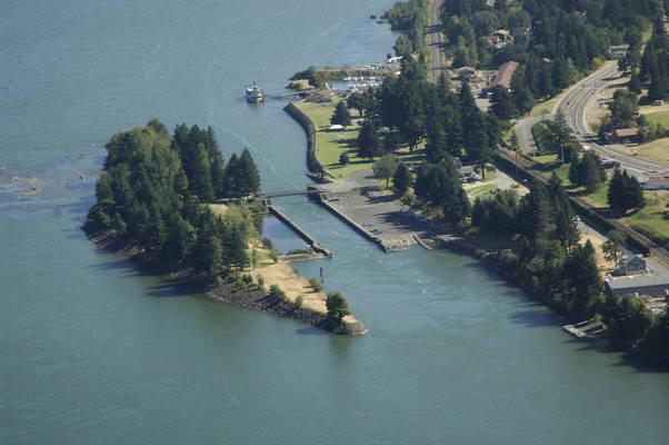 Cascade Lock