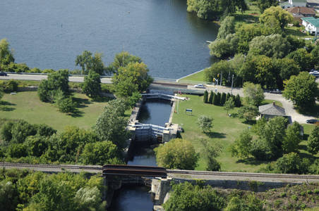 Rideau River Lock 27