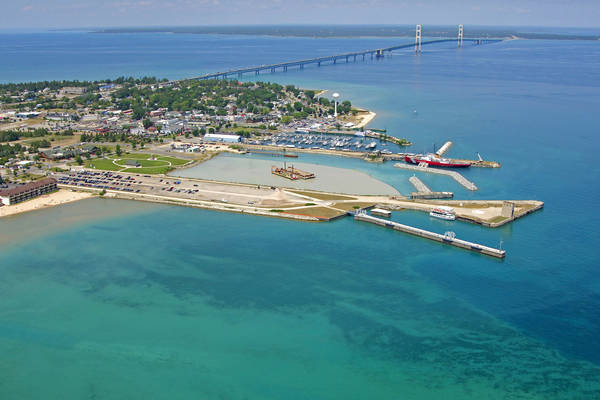 Mackinaw City Ferry