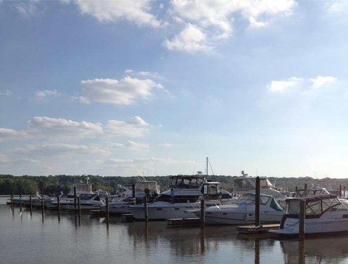 Marina Rates Near DC | Fort Washington MD Marina | Deep ...