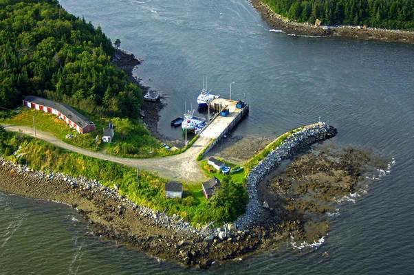 Surettes Island Harbour