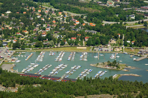 Oxeloesund Gaasthamn Marina