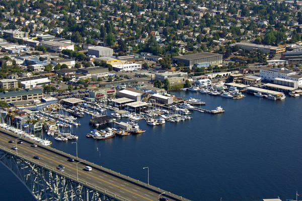 Lake Union Waterworks