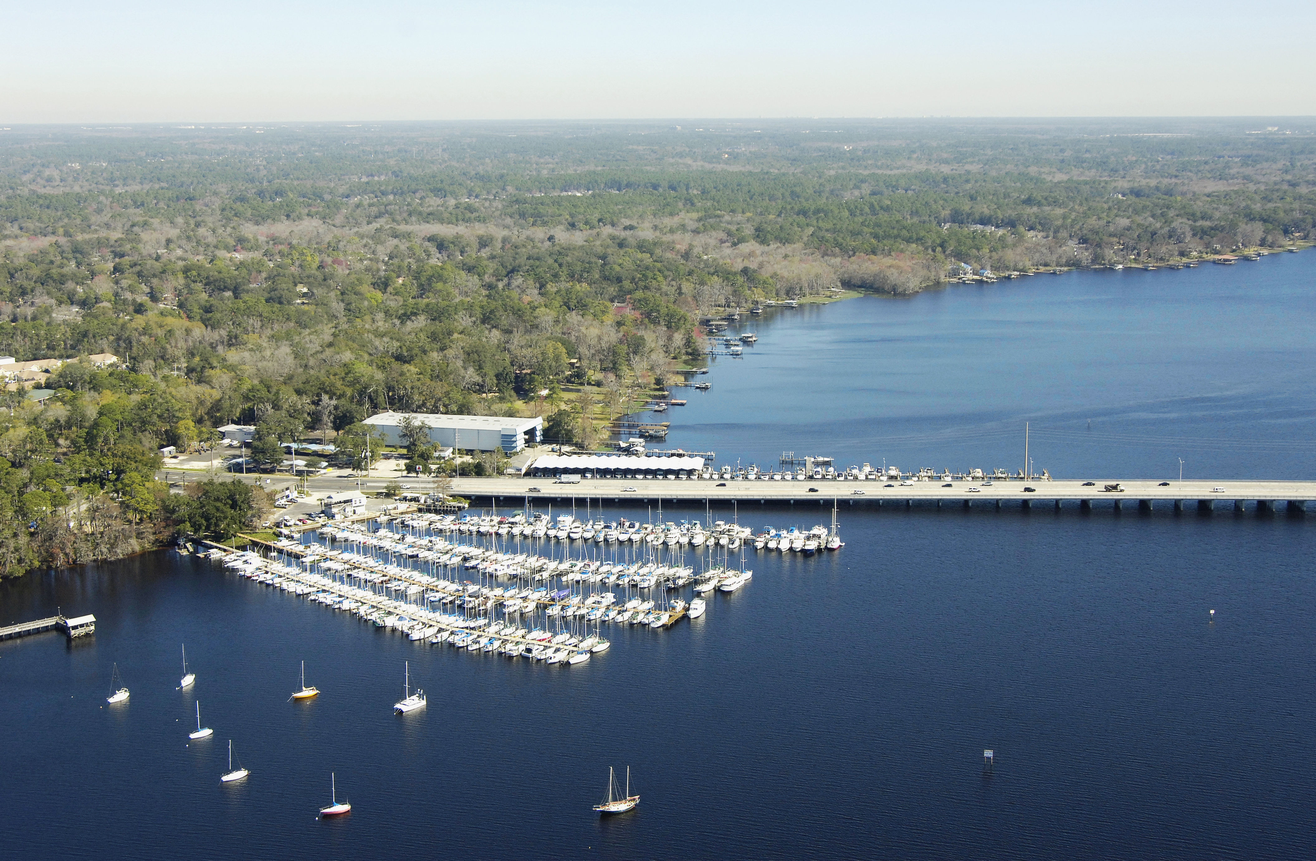 The Marina At Julington Creek In Jacksonville Fl United