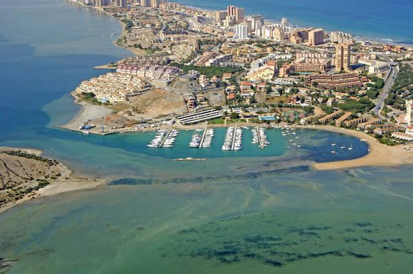 Club Nautico Dos Mares Marina