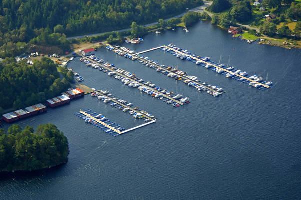 Farsund Lyngdfjorden Marina