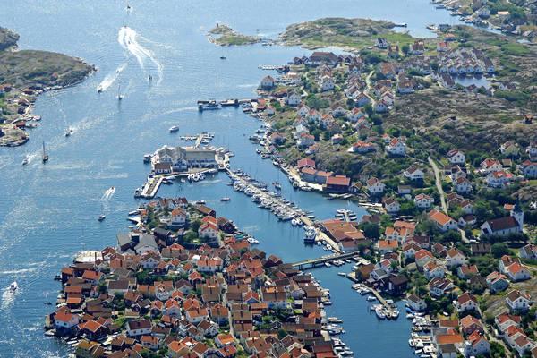 Gullholmen Yacht Harbour