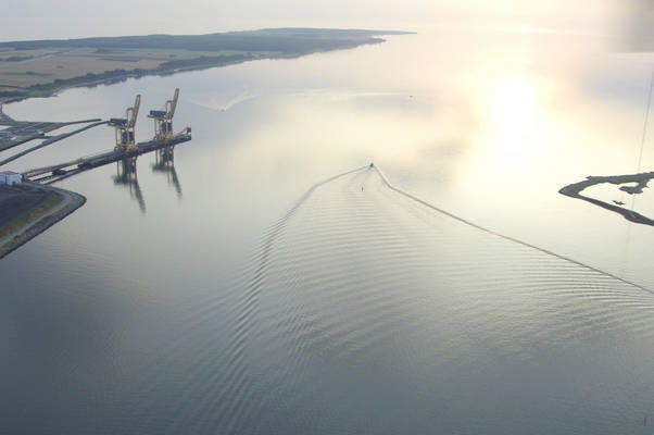 Kalundborg Harbour Inlet