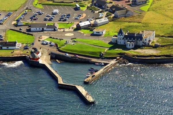 John O'Groats Harbour