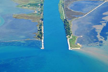 Ploce Neretva Inlet