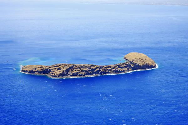 Molokini Island