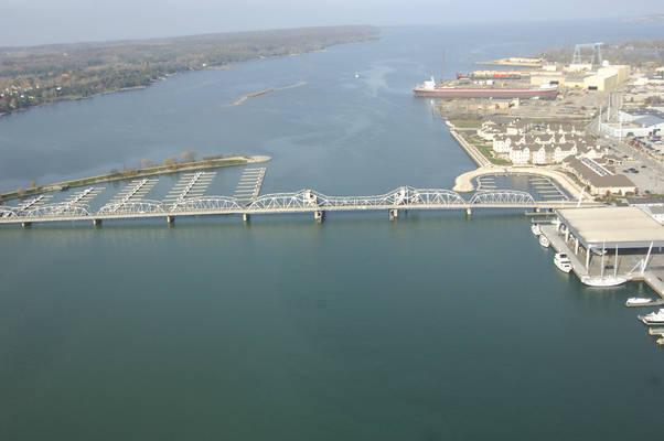 Michigan Street Bascule Bridge