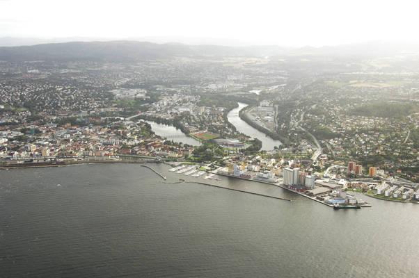 Skansen Gjestehavn Harbour