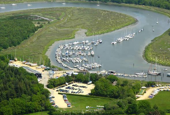 Buckler's Hard Yacht Harbour