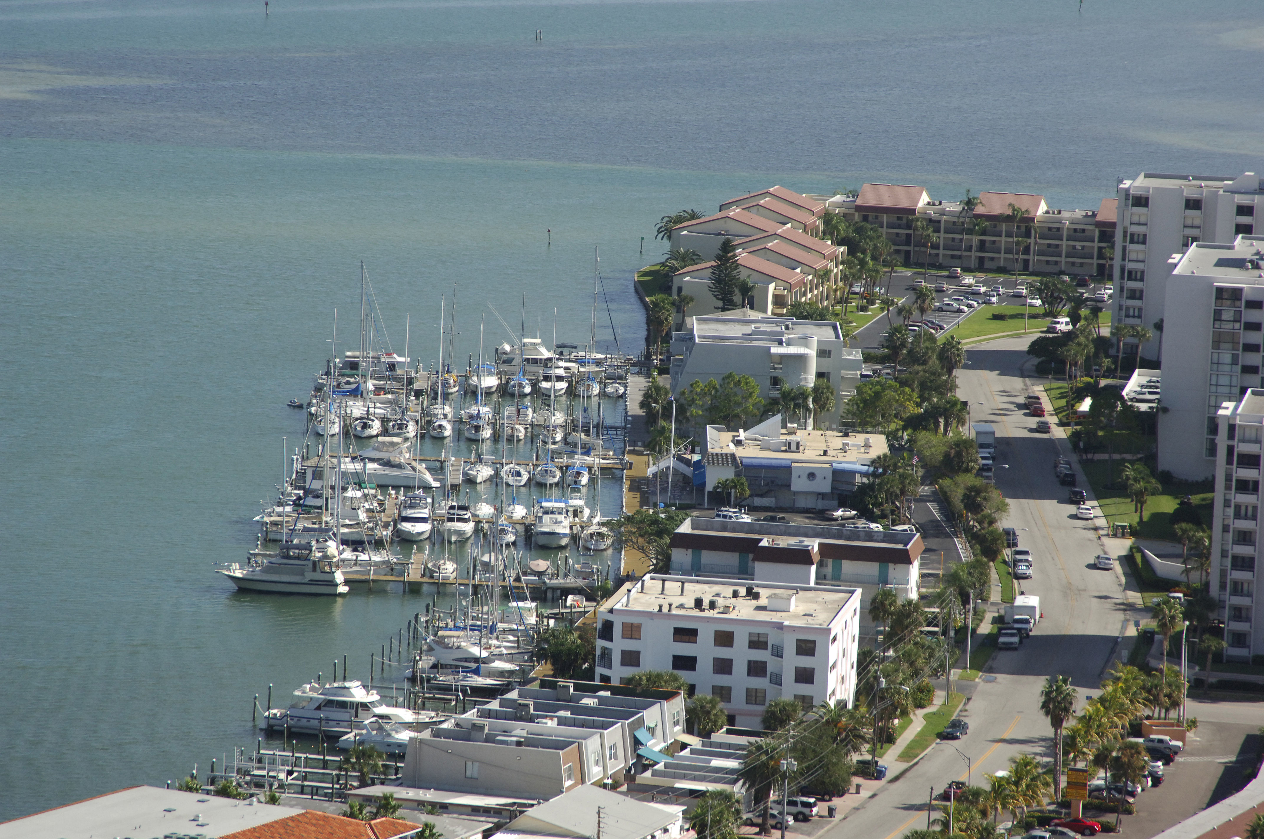 Chart House Suites In Clearwater Beach Fl United States Marina