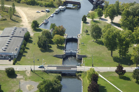 Rideau River Lock 31