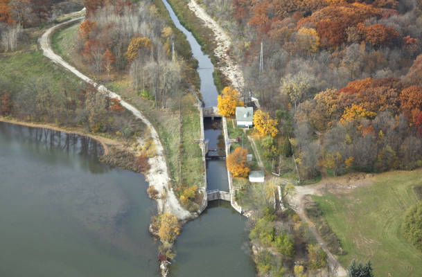 Fox River Lock 7