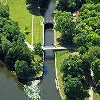 Nykvarnsbron Lock