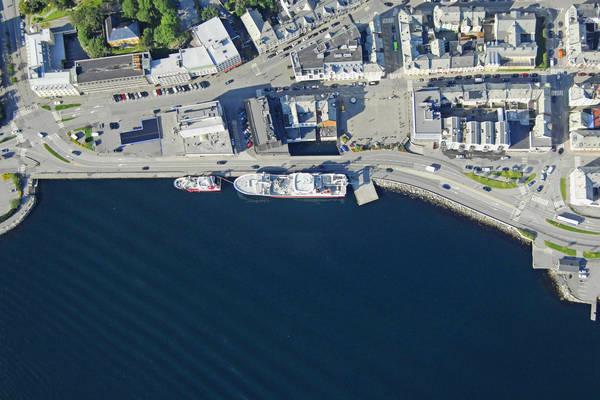 Alesund Kipervik Harbour