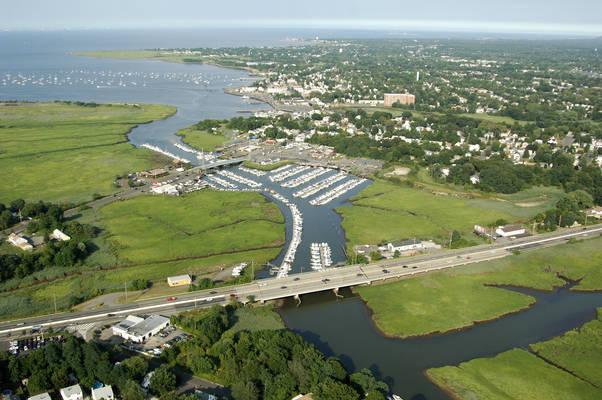 Keyport Harbor