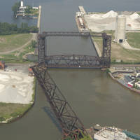 Norfolk RailRoad Lift Bridge