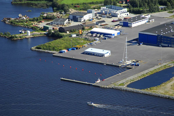 Pietarsaari Pormestarinsaari Yacht Harbour