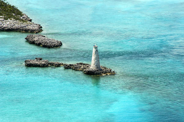 Little Pipe Cay Light
