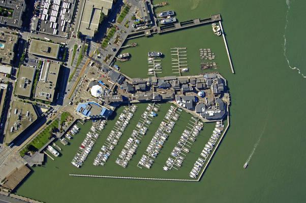 Pier 39 Marina