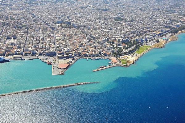 Patras Harbour