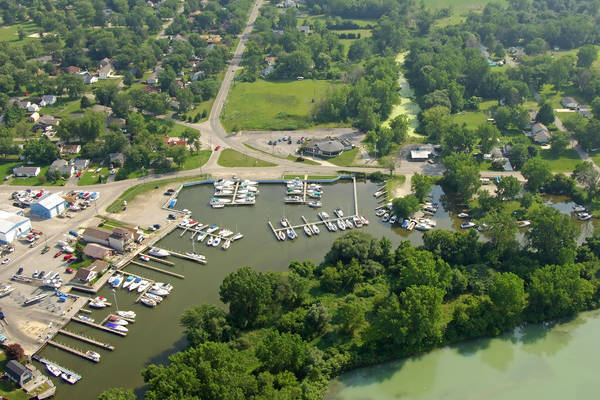 LaPlaisance Creek Marina