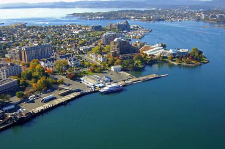 Seattle to Victoria Ferry - Belleville Terminal