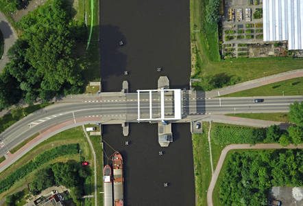 Oude Eems Canal Bridge