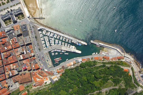 San Sebastian Marina