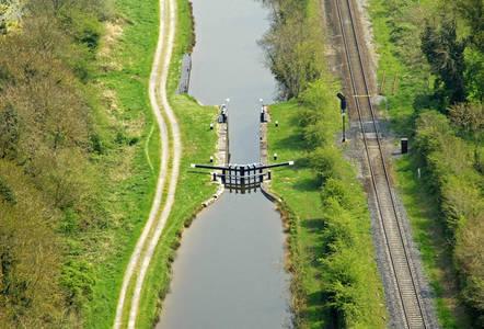 Royal Canal Lock 23