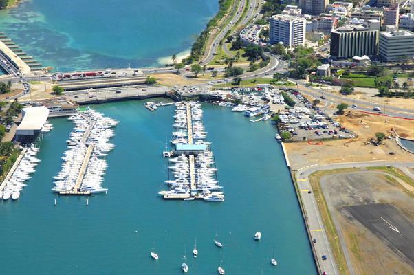 San Juan Bay Marina