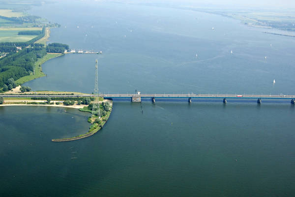 Haringvliet Bridge