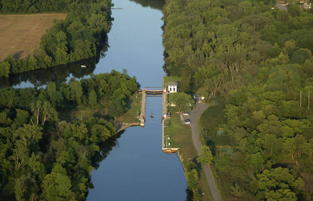 Erie Canal Lock 18