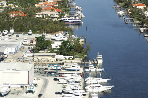 The Ways Boat Yard