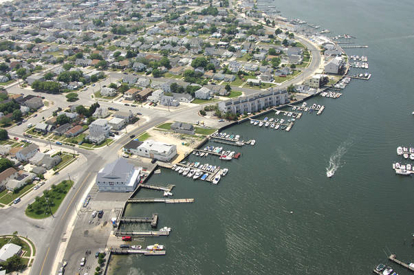 Jersey State Marina