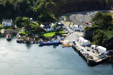 Port Askaig Ferry Harbour