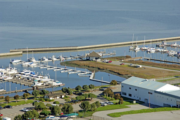 Oyster Point Fuel Dock
